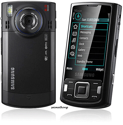 New Samsung Innov8 - 1st 8 Mega Pixel Phone!