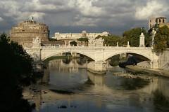 Ponte Vittorio Emanuele II and Castel Sant'angelo