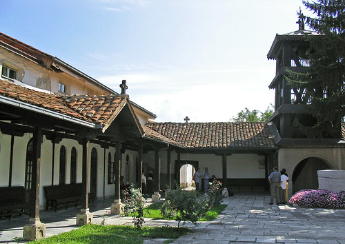Sveti Spas Church, Skopje, The Republic Of Macedonia.