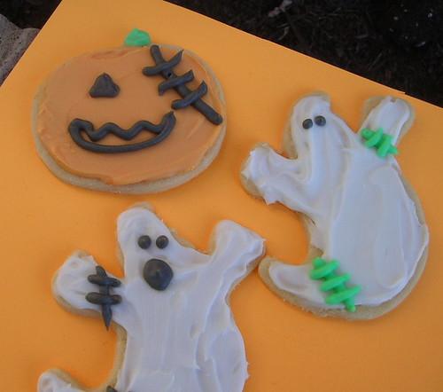 Zombie Cookies