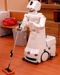 Фото 1 - Робот-уборщик