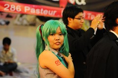 Green day (ilovesorbet.blogspot.com) Tags: party people fashion youth costume cosplay style vietnam viet sg saigon sai nam gon