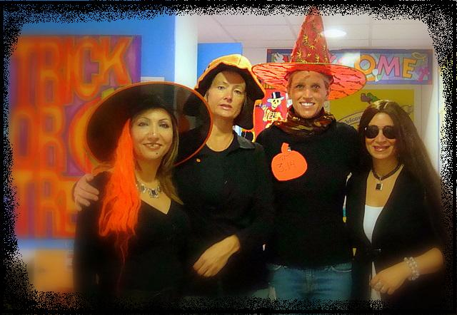 Witches of Grade Five