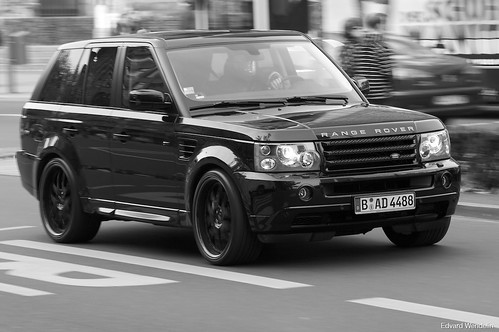 Pimped Up Range Rover Sport