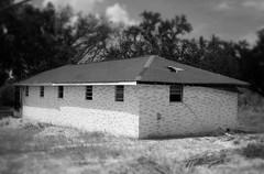 Axehole (M Styborski) Tags: roof usa la escape neworleans hurricane debris neighborhood hurricanekatrina axe stormdamage hatchet ninthward lowerninthward lowerninth tennesseentonti
