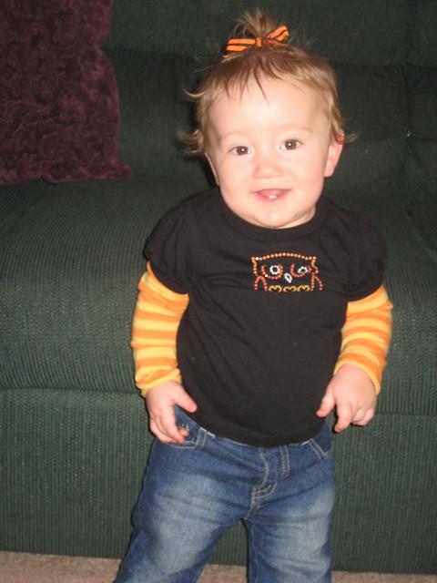 orange baby cute halloween girl youth pumpkin outfit toddler child pumkin