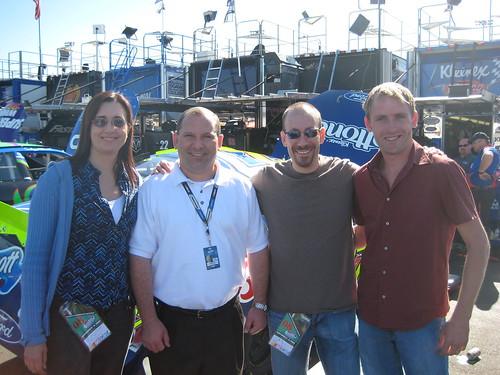 Lisa, David Morse, Joe, Steadman Marlin