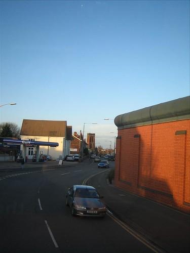 Winson Green Prison wall