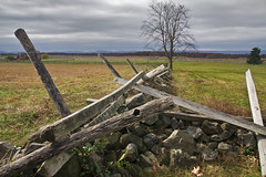 Rural Gettysburg Pa 3894 (casch52) Tags: wood tree rural canon fence landscape photo memorial post pennsylvania farm farmland gettysburg photograph battleground 40d copyrightedmaterialallrightsreserved goldstaraward copyrightedallrightsreserved familygetty