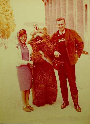 Honeymoon in Berlin 1965
