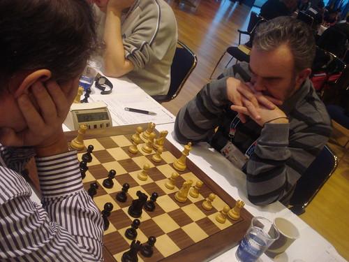 Vicens Santamaria vs Pavel Parfenov