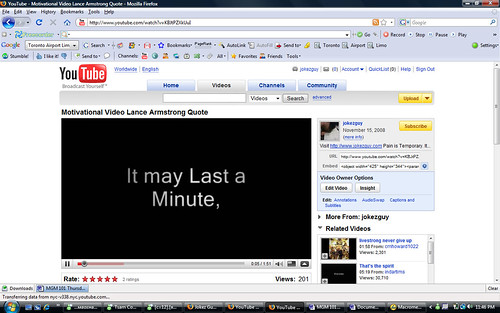 Youtube es Widescreen