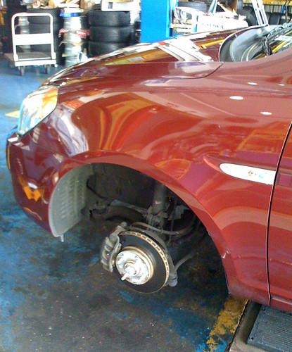 Flat Tire .. hmphh