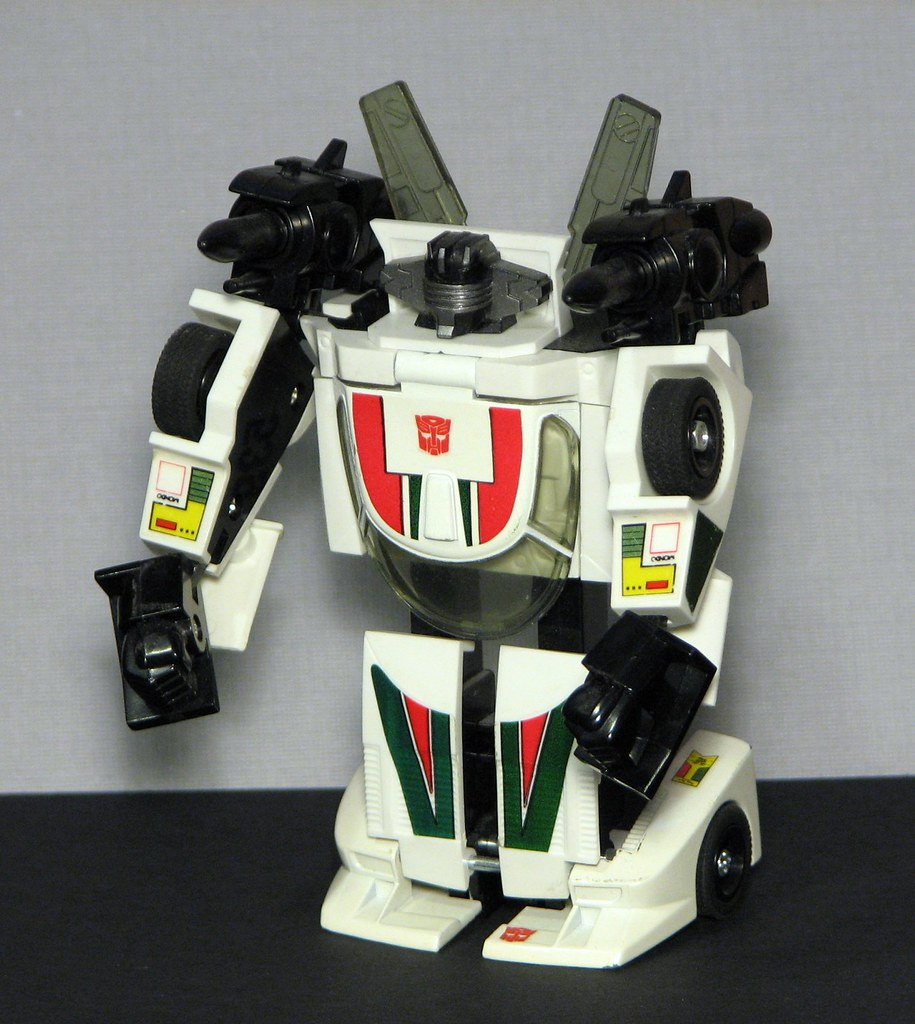 Project 365 Toys - Generation 1 Wheeljack (Day 92 of 365)