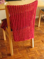 Sunday market shawl