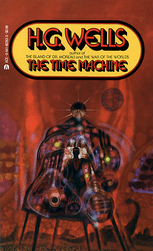 the time machine by h. g. wells. The Time Machine By H G Wells 1988