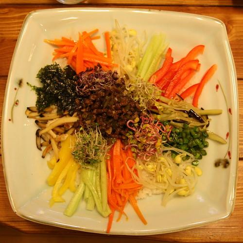 Fusion Bibimbap (비빔밥)