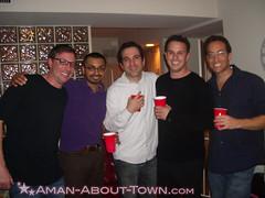 Egremont Reunion Party