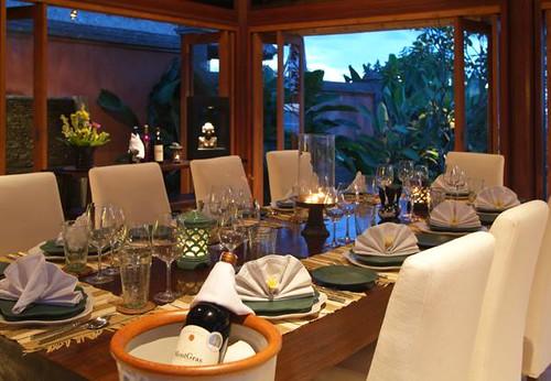Villa Ombak Laut - Dining