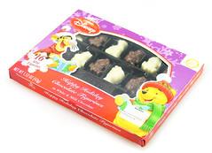 Winnie the Pooh Chocolate Figurines