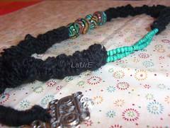 collier (loumael) Tags: collier laine