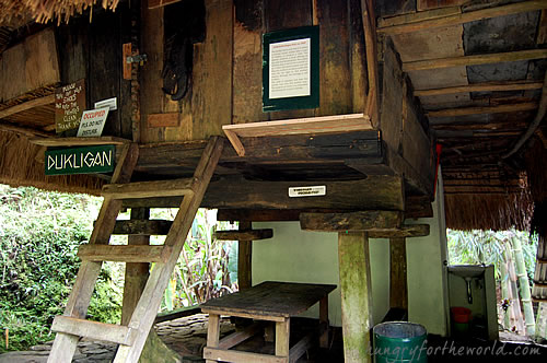 Tam-awan Village - Dukligan (Fertility Hut)