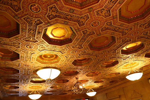 Walter Library Ceiling