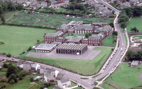 Newlands School, Workington, Cumberland, 1985