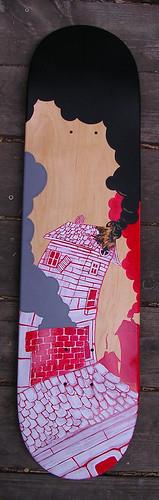portfolio - skateboard