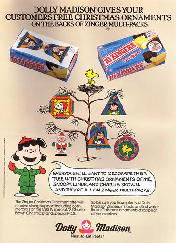 Zingers - Christmas 1979