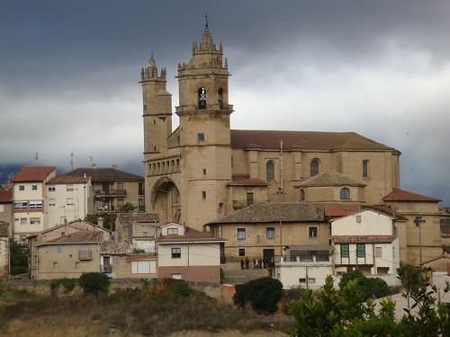 Iglesia de Elciego