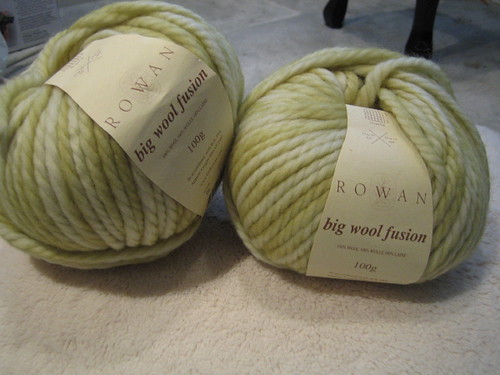 Rowan Big Wool Fusion