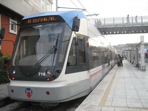 Istabul Tram