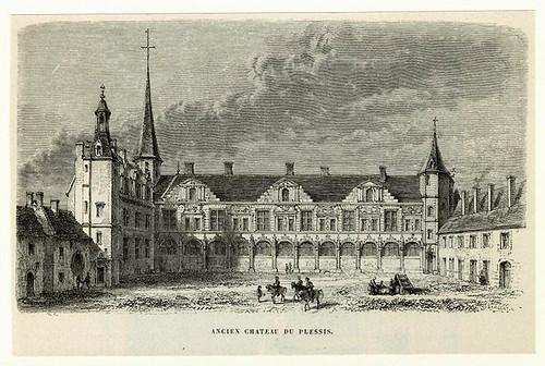 021- Antiguo castillo de plessis 1856