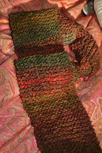 matt's iro scarf