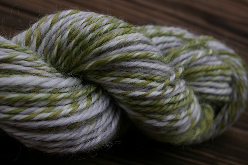 Gin and Tonic - Skein detail