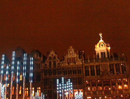 joyeux noël from brussels