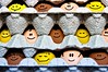 Eggs in one basket (dani.Co) Tags: xmas smile photoshop fun navidad nikon funny basket cartoon huevos explore human eggs humano humans pentablet humanos thougts d300 explored danico