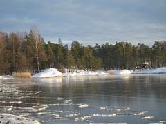 Some of our favorite shores (Timetamer) Tags: winter talvi vuosaari aurinkolahti