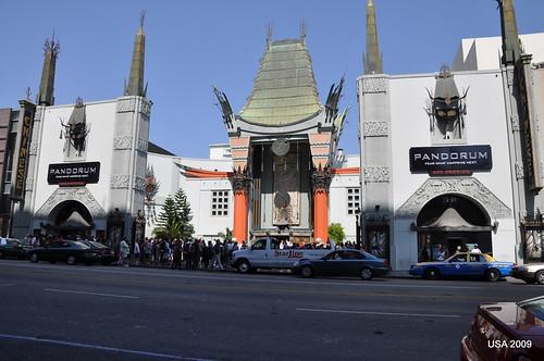Théâtre chinois LA