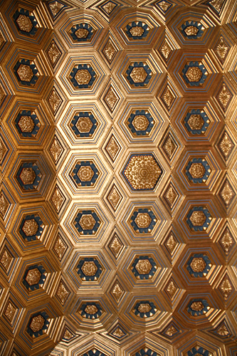 golden-ceiling