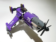 Steel Wind (JonHall18) Tags: fighter purple lego aircraft fantasy scifi vehicle porco moc skyfi dieselpunk dieselpulp