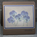 Sympathy Card with Violets