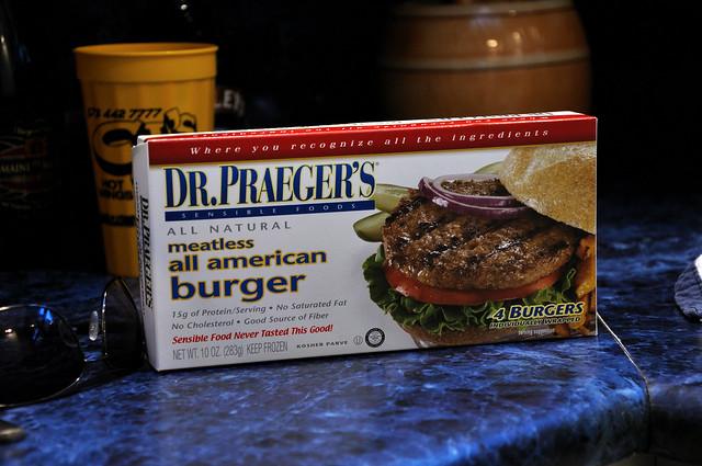 New Veggie Burgers