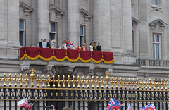 The Royal Wedding (Mark Wordy) Tags: balcony buckinghampalace april 29 pippa bestman princeharry princecharles thequeen royalwedding camillia 2011 theroyalfamily dukeofcambridge katemiddleton katewilliam michaelmiddleton catherinemiddleton carolemiddleton themiddletons