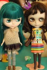 La Mer and Amoux <3 : Blythe Con 2011