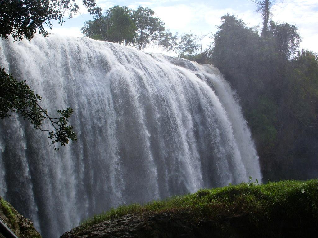 cascada elefante espectacular