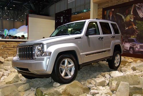 новый Jeep 2008