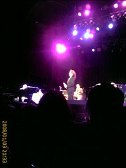 The best picture I could get of Lea with my camera phone. (01/03/2008)