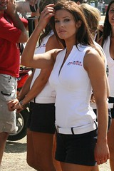 IMG_4129 (motor_majic) Tags: beautiful women australian australia melbourne babe f1 sally aussie pitbabe gridgirl arnott melbournegrandprix promogirl australiangrandprix sallyarnott